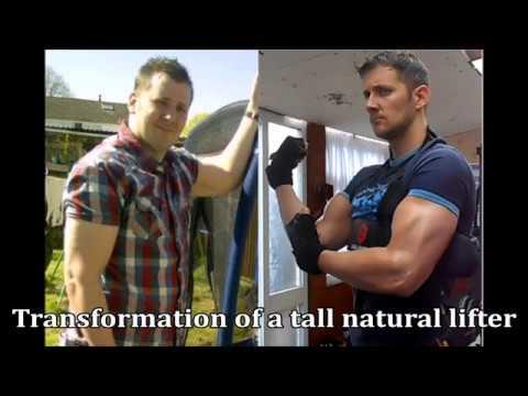 Natural transformation of a tall lifter part 2