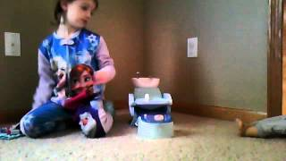 American  Girl   Doll  Salon  Chair