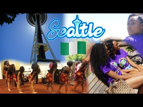 SUMMER VLOG #6 | NIGERIAN CONVENTION IN SEATTLE