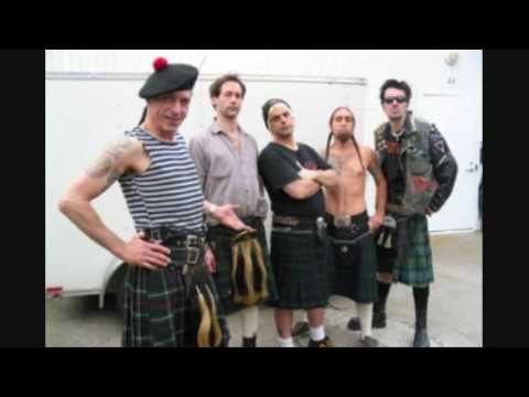 the real mckenzies - sailor man