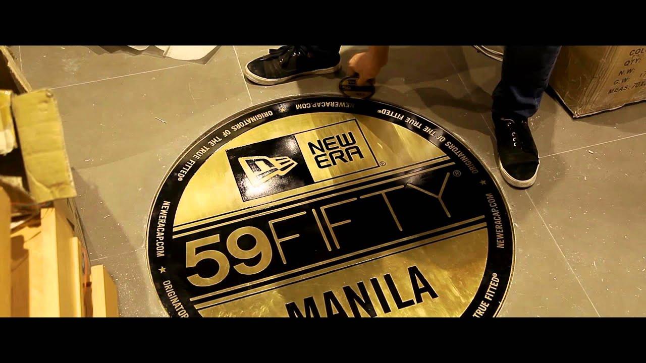 15ab99665ca New Era Manila - SM Megamall Time-lapse - YouTube