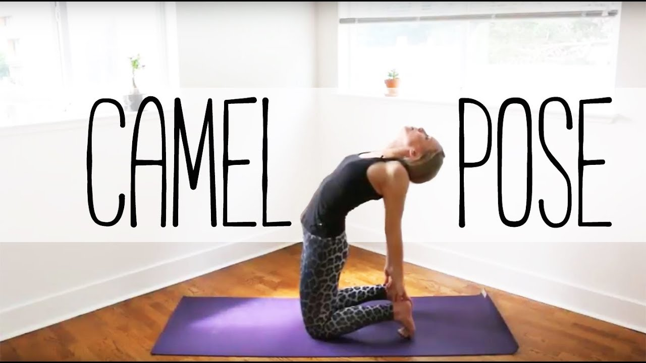 Watch How to Do Camel Pose (Ustrasana) in Yoga video