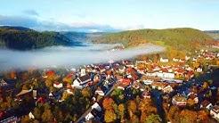 Lenzkirch/Hochschwarzwald im Herbst. Mit Saig und Kappel