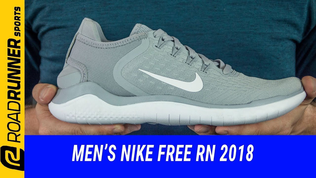 Mens Nike Free RN 2018  Fit Expert Review