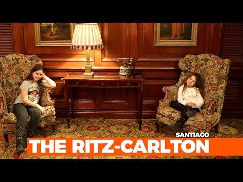 Ritz Carlton em Santiago Chile, perto do Costanera Center e do bairro de Providencia