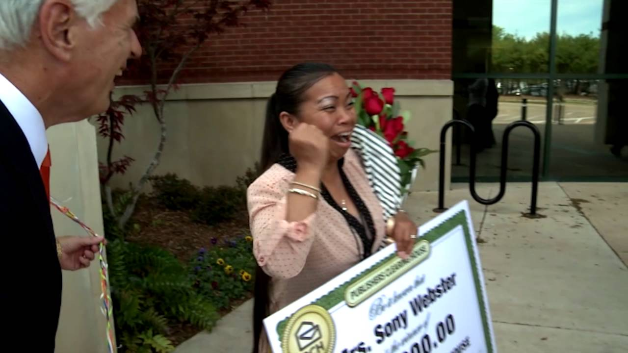 Publishers Clearing House Winners: Sony Webster From McKinney, Texas Wins  $10,000 (Extended Video)
