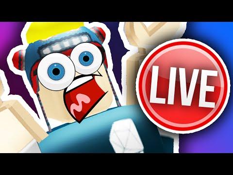 ROBLOX LIVE #1!!!