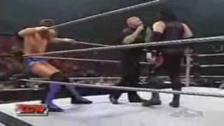 ECW 8/28/07 Kevin Thorn vs Stevie Richards