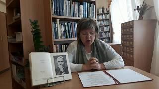 """Страна читающая-М.Морозова читает произведение """"Всю жизнь любил он рисовать войну"""" К.М. Симонова"""