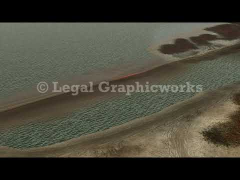 Maritime Accident Swamp Buggy Recreation 3D Animation