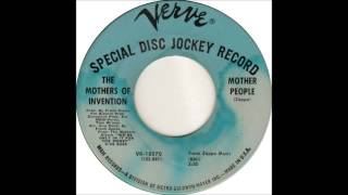 The Mothers Of Invention - Mother People