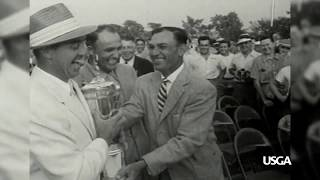 1953 U.S. Open Highlights