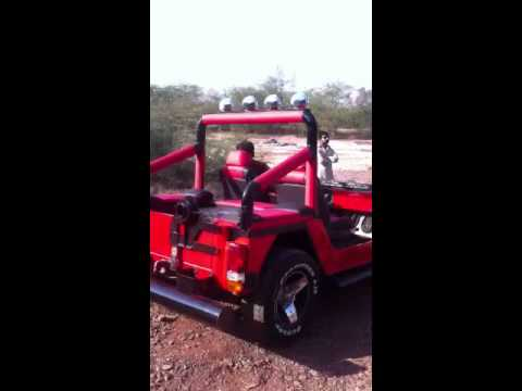 Sargodha Jeep