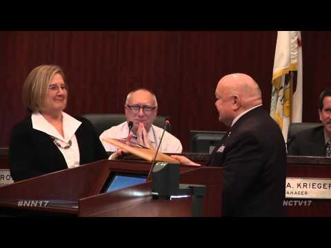 Mayor Pradel Goodbye