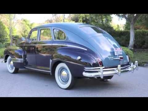 1942 Nash Ambassador 6 For Sale