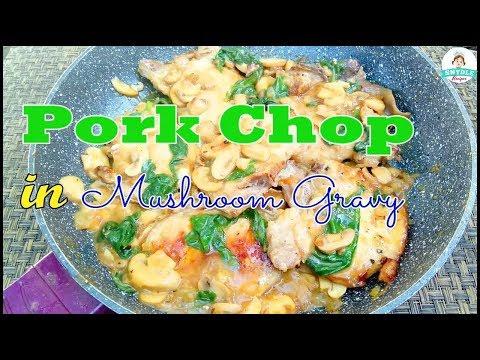 Pork Chop In Mushroom