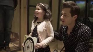 Mark Ronson's private studio session with Rays of Sunshine