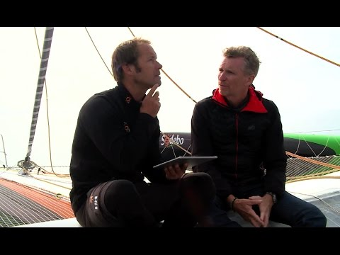 #13 - Le Mag du Tour du Monde Sodebo par Denis Brogniart – 19/12/2016