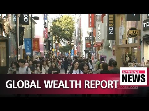 South Korea's wealth per adult grew 7.2% per year since 2000: Report