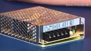RS-75-48 Блок питания, 48В,1.6А,75Вт(Подписывайтесь на нашу группу Вконтакте — http://vk.com/chipidip, и Facebook — https://www.facebook.com/chipidip * Блоки питания произ..., 2012-08-10T23:05:01.000Z)