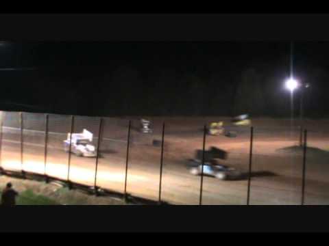 Dash for cash, Champion Park Speedway, Minden La, 6-18-2011