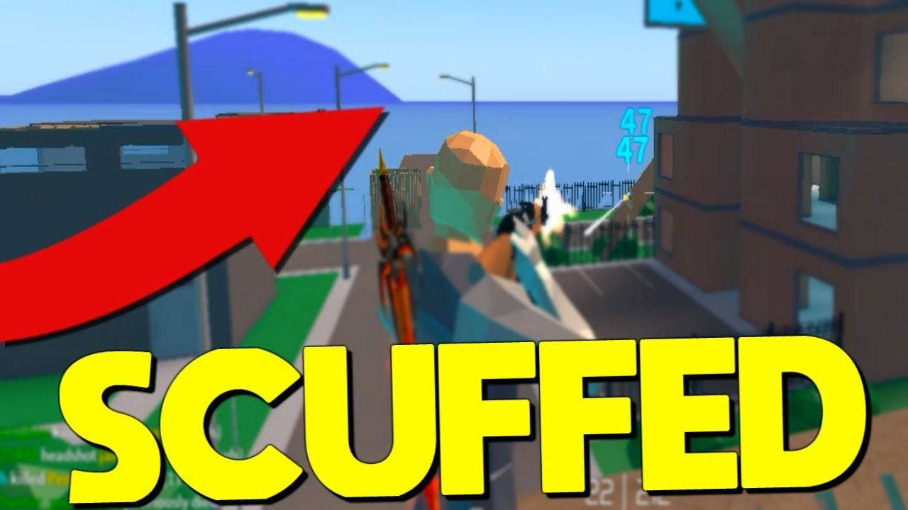 I Won With The WORST SETTINGS In Strucid... (Roblox ...