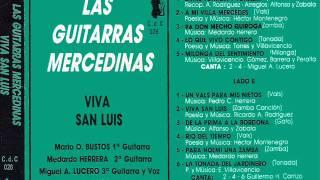 Las Guitarras Mercedinas - VIVA SAN LUIS (album completo)