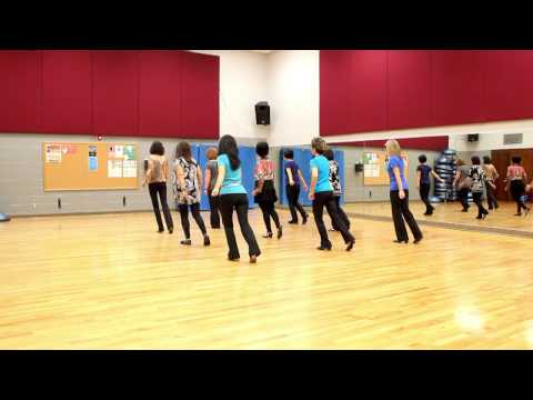 Young Love - Line Dance (Dance & Teach in English & 中文)