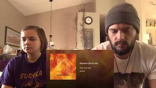 """REACTION!!! """"Physical"""" by Nine Inch Nails"""