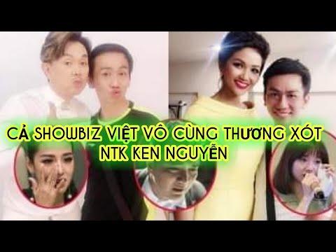 Cả showbiz thương xót vô cùng khi NTK Ken Nguyễn ra đi đột ngột – Tin tức 368