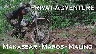 Part 2  Privat Adventure Makassar  - Maros - Malino / Crossermakassar / Keongturbo