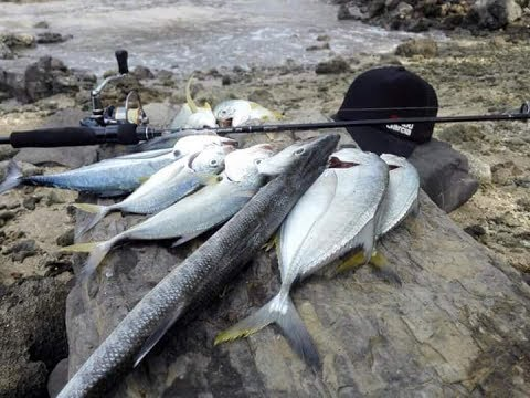 Ultralight fishing Aceh