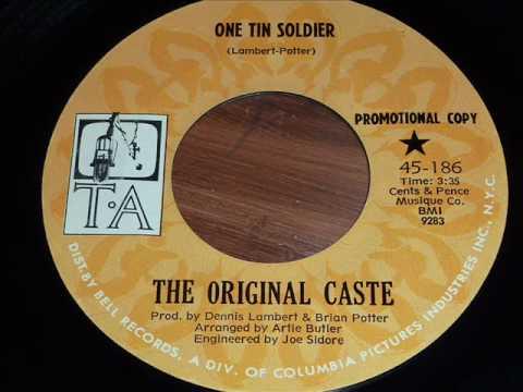 The Original Caste - One Tin Soldier 45rpm