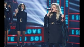 Kelly Clarkson Love So Soft Live On The America 39 S Got Talent Finale 2017