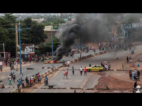 Mali : vives tensions lors de la manifestation contre le président IBK