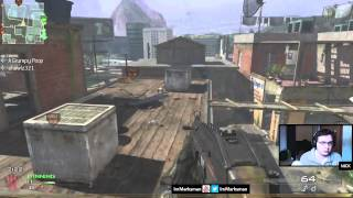 MW2 SnD | Comeback and a team that tries
