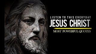 Jesus Christ - WARNINGS!!! aฑd Inspİrİng Spęęchęs (VERY POWERFUL)