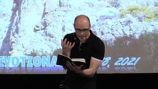 The Living Stone-Deeper Devotional 04-18-2021
