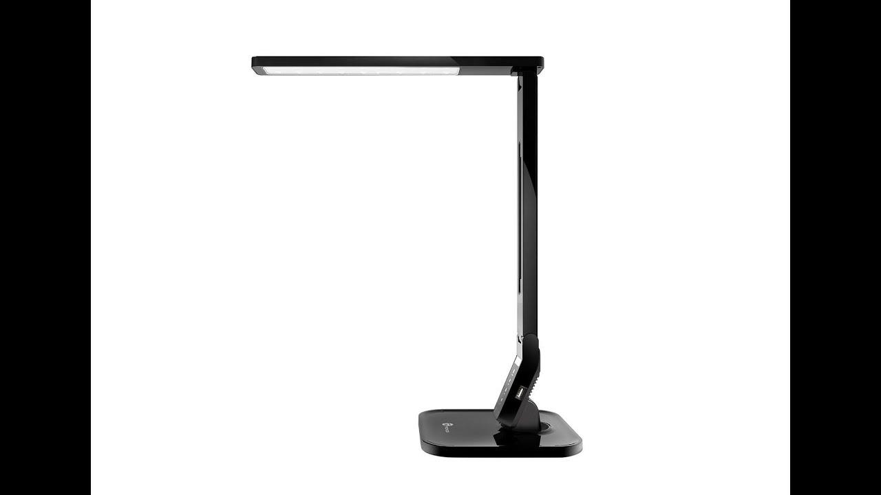 Taotronics 14w Led Desk Lamp With Usb Charging Port
