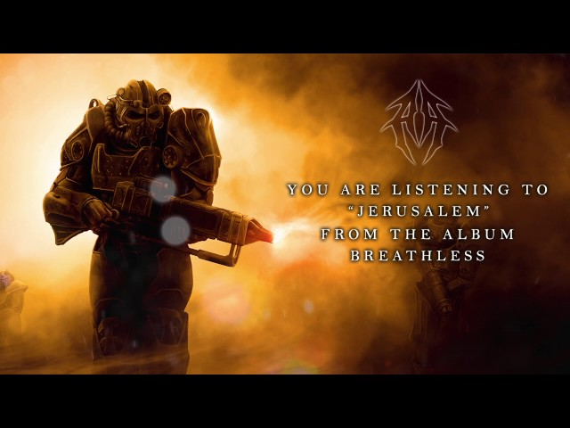 AFTERCOMA - JERUSALEM (Official Audio Track)