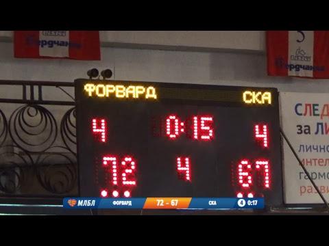 26.01.2019. НБА  Форвард  - БК СКА