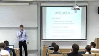 The pivot_root system call for BSD systems (NetBSD) - Adrian Steinmann, EuroBSDcon 2012