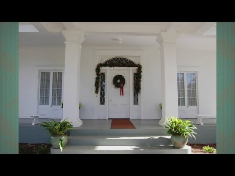 The public is invited to Washington Place for holiday open house