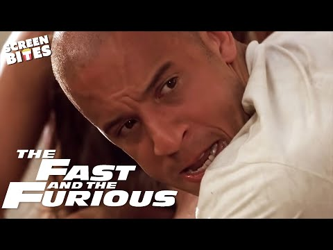 Jesse Is Gunned Down | The Fast And The Furious | SceneScreen