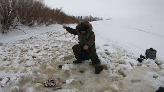 Рыбалка на Ельца! Не едь на рыбалку говорили Они, там ветер и снег говорили Они!