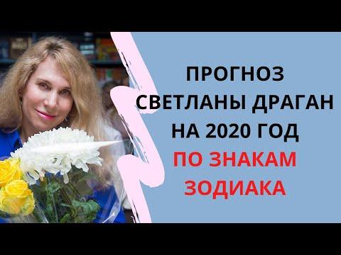 Прогноз Светланы Драган