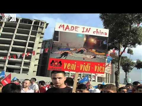 Riots Highlight Latent Conflict Of Uighurs in China
