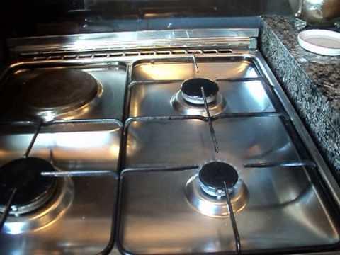 Cocina james italiana encendido electronico youtube for Encendido electronico cocina whirlpool