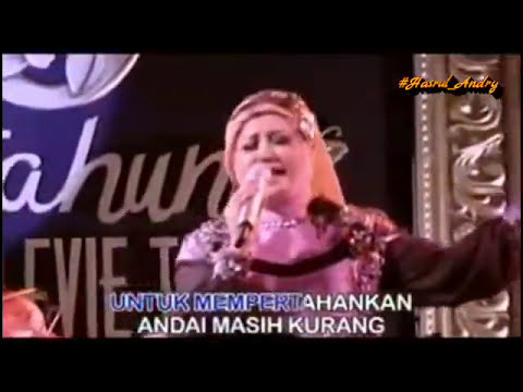 Besarnya Kasih Sayang - Evi Tamala | Karaoke
