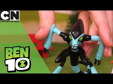 Ben 10 | Around the World Backwards | Cartoon Network